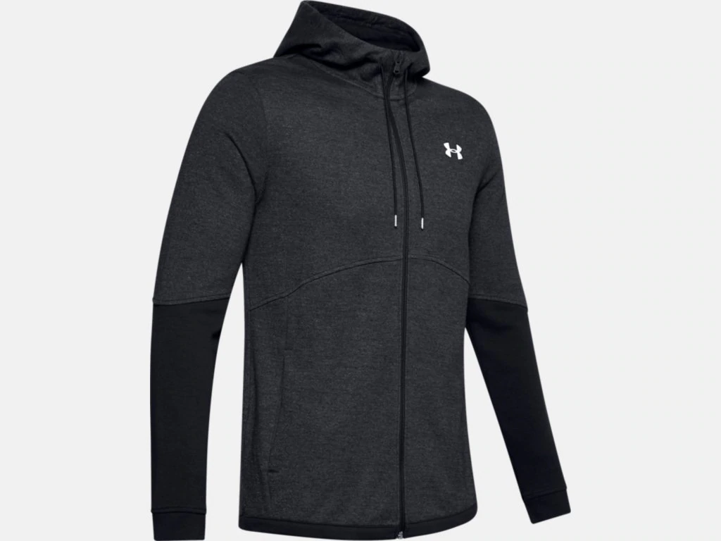 Under Armour Double Knit Full Zip Hoodie