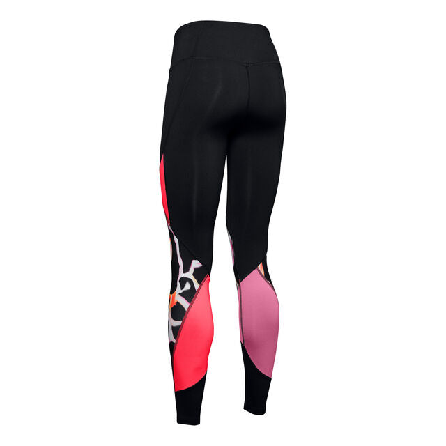 Under Armour Rush Print Block Leggings