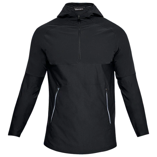 Under Armour Threadborne Vanish Popover Mens Jacket