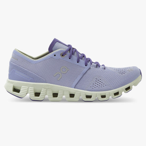 ON Cloud X Womens Lavender/Ice