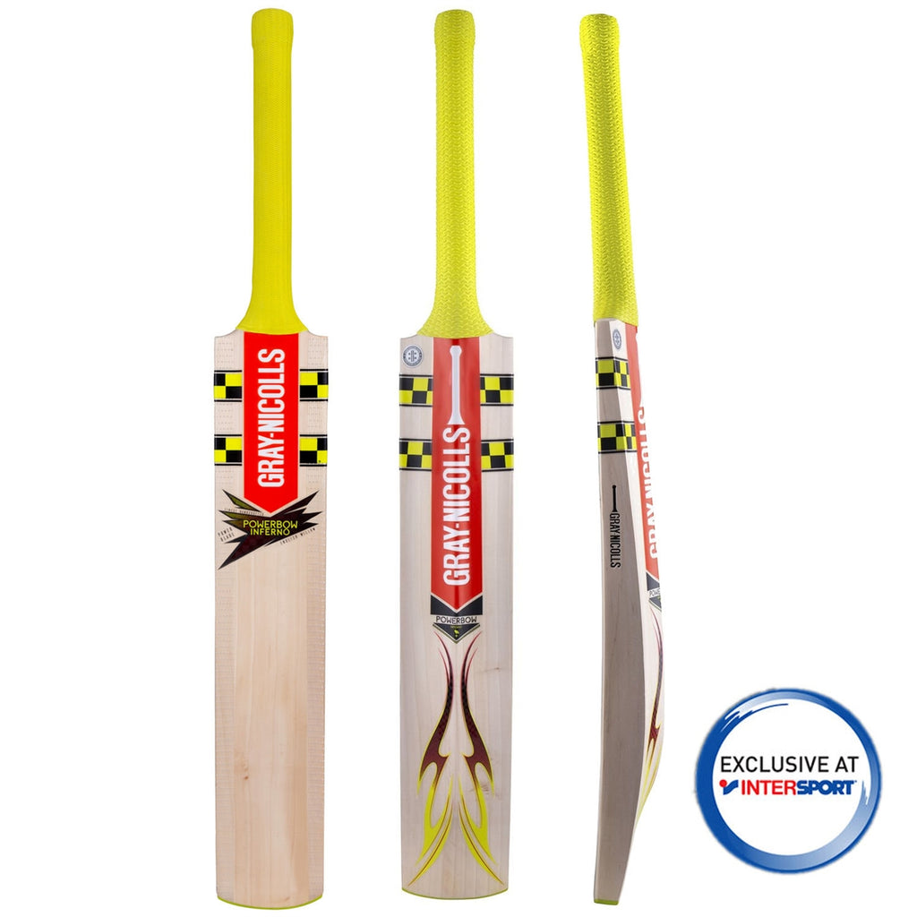 Gray - Nicolls Powerbow Inferno Powerblade Junior Cricket Bat