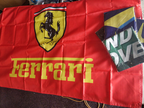 Ferrari Vehicle Banner