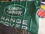 Land rover range Rover Vehicle Banner