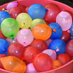 111 RAPID Instant Self-Sealing Water Balloon water bomb game summer splash Fun for waterballons