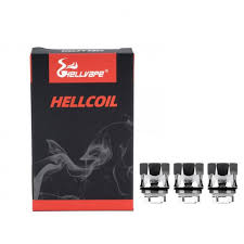 HELLVAPE HELLCOIL 3PACK (H7-02 Single Core)