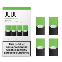 Juul Pods APPLE ORCHARD 18mg