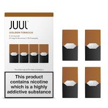Juul Pods GOLDEN TOBACCO