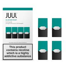 Juul Pods GLACIER MINT 18mg