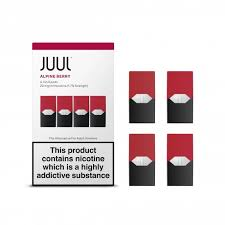 Juul Pods ALPINE BERRY 18mg