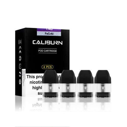 Uwell Caliburn Pods 1.4ohms