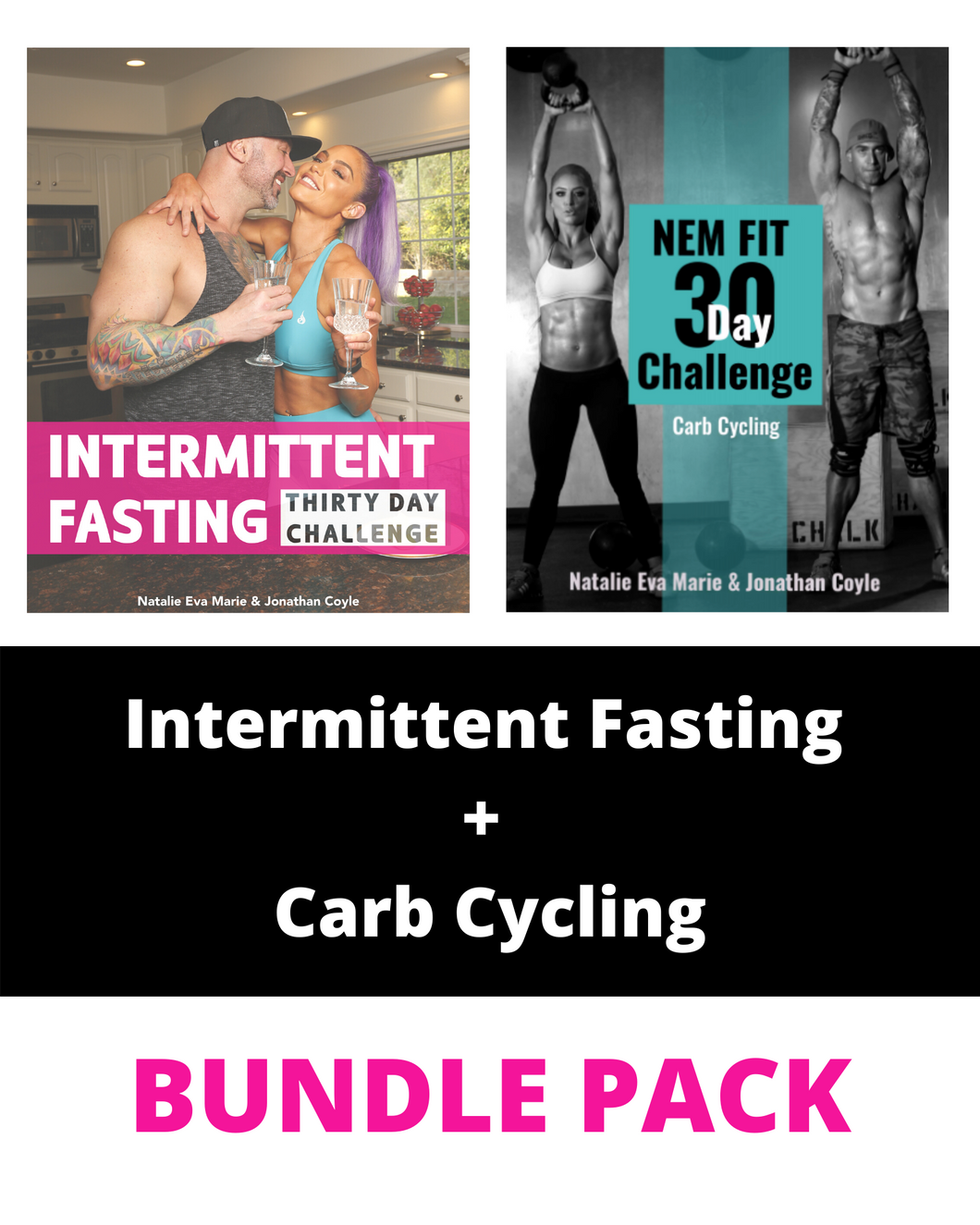 Intermittent Fasting  & Carb Cycling Bundle Pack