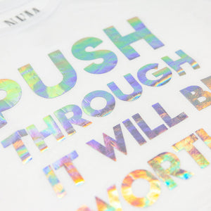 Push Through Tee