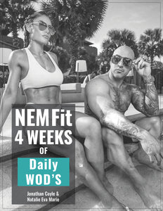 NEM FIT: 4 Weeks of Daily WODs