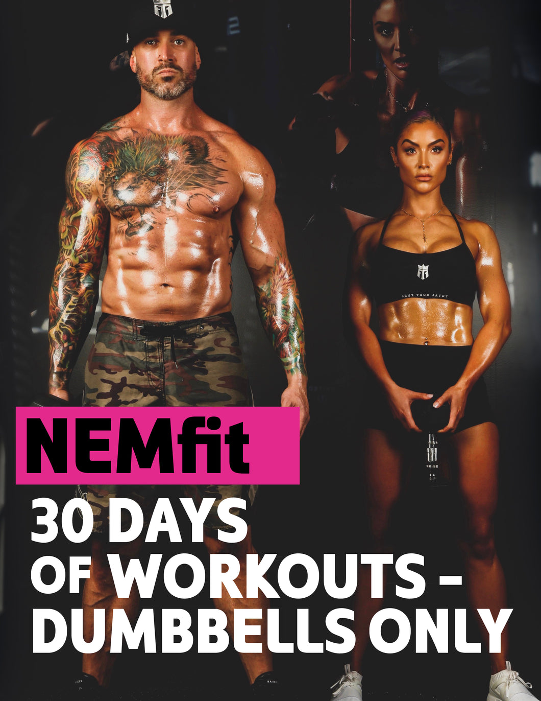 NEM FIT: 30 Days of Dumbbell Workouts