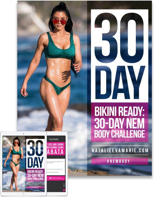 30 Day Bikini Body eBook (Home-Based Workouts)