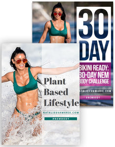 Bikini Body + Plant-Based Lifestyle eBook Bundle