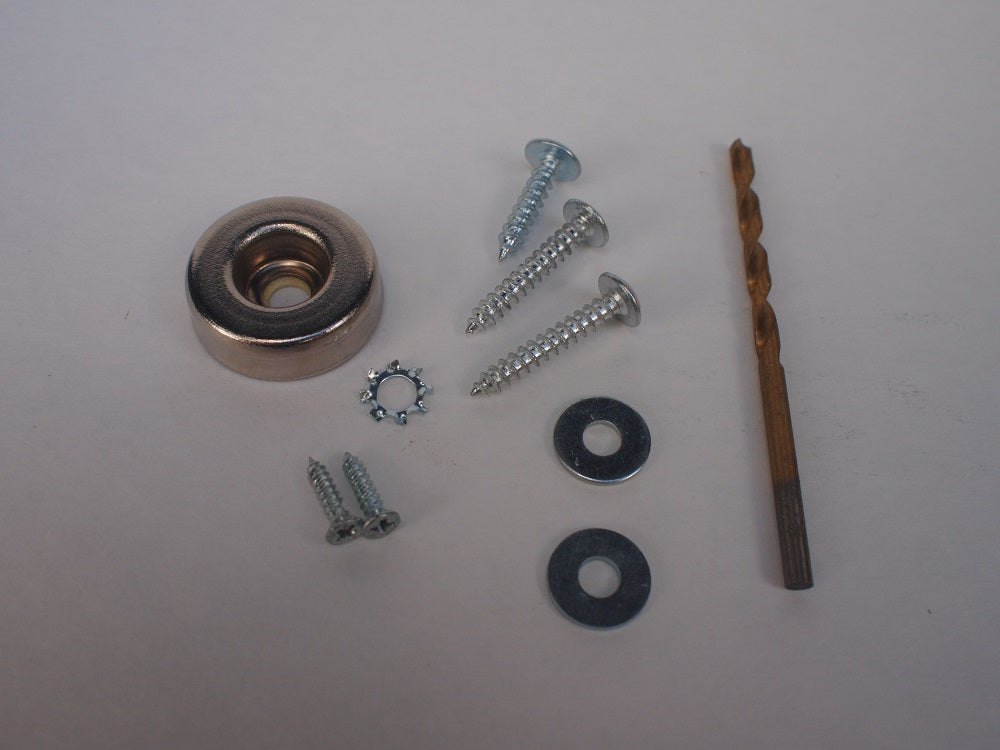 ADC-01B E Z Tone Door Chime Replacement Part: Metal Disc
