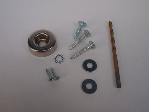 ADC-02B American Magnetic Door Chime Replacement Part: Metal Disc