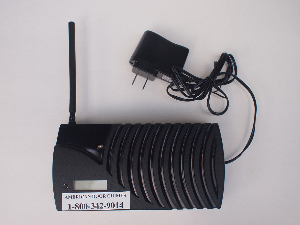 ADC-07B Rodann Driveway Bell Add-on Part: Extra Receiver