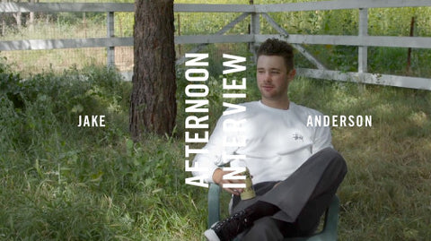 AFTERNOON INTERVIEW: JAKE ANDERSON