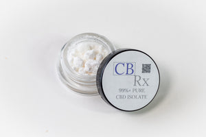 CBD Crystalline Isolate
