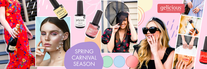Be race day ready this Spring Carnival season with Gelicious