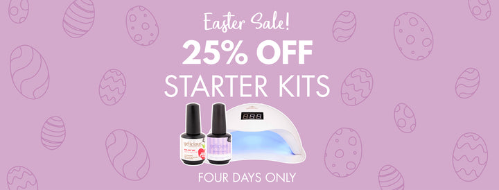 EASTER SALE: 25% OFF All Starter Kits - 4 Days Only!
