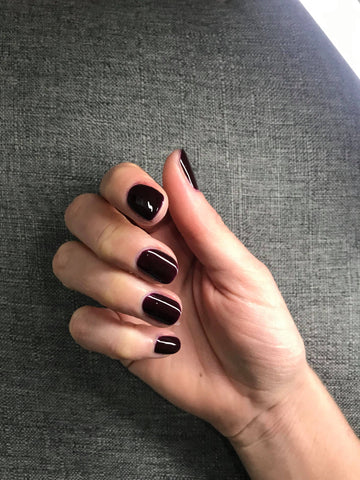 Gelicious The New Black Cherry