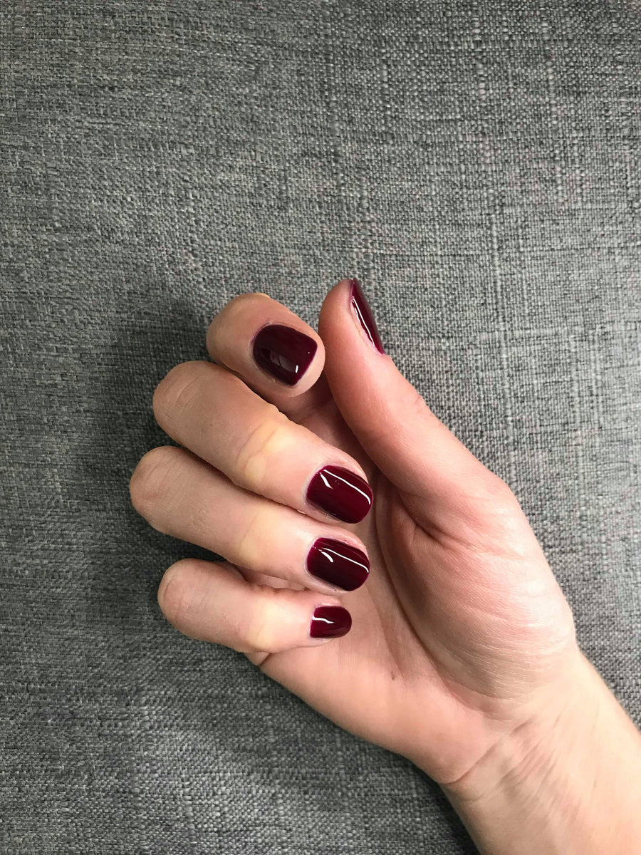 Gelicious - The New Range - Burgandy