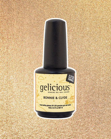 Peel Off Nail Gel - Gelicious Bonnie and Clyde