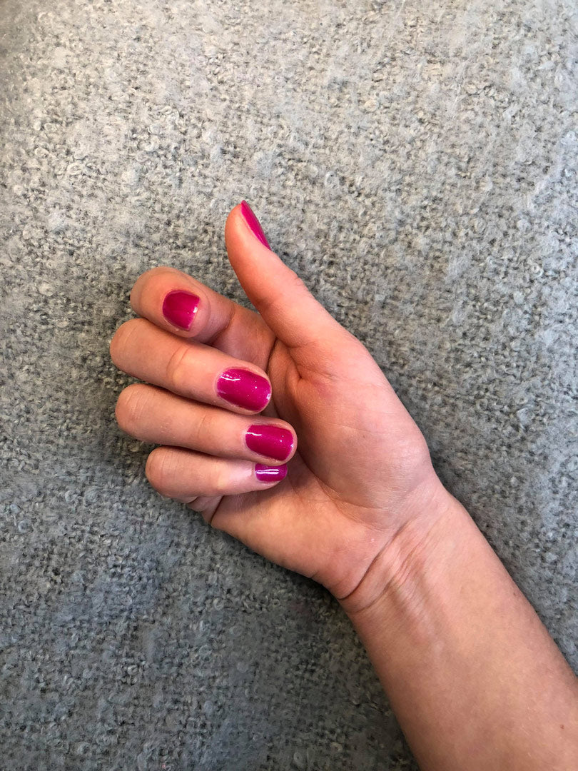Gelicious Back To The Fuchsia