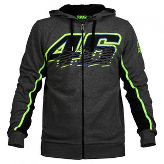 Zip-up Racing Hoodie
