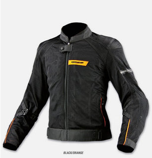 Big and Tall Summer Motorcycle Jacket