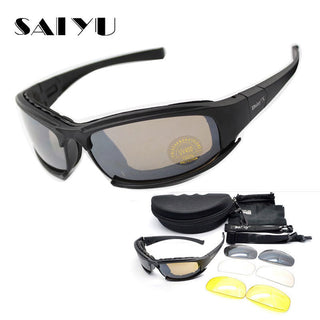 X7 Bullet-proof Polarized Sunglasses