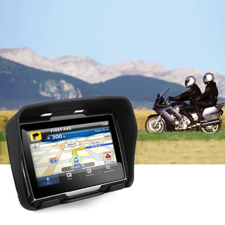 High Quality 4.3 Inch Motorcycle GPS