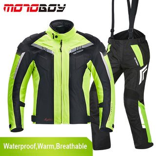 Winter Waterproof Motorcycle Suit