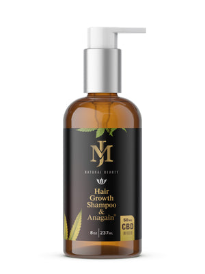 CBD Hair Growth Shampoo with Anagain 50mg