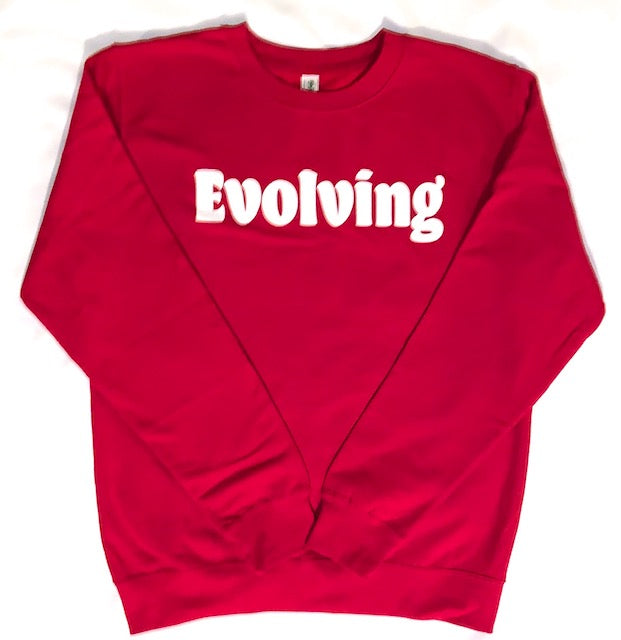 """Love is in the Air"" Evolving Brand Sweatshirt"