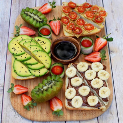 HEALTHY VEGAN BREAKFAST IDEAS | TOAST TOPPINGS