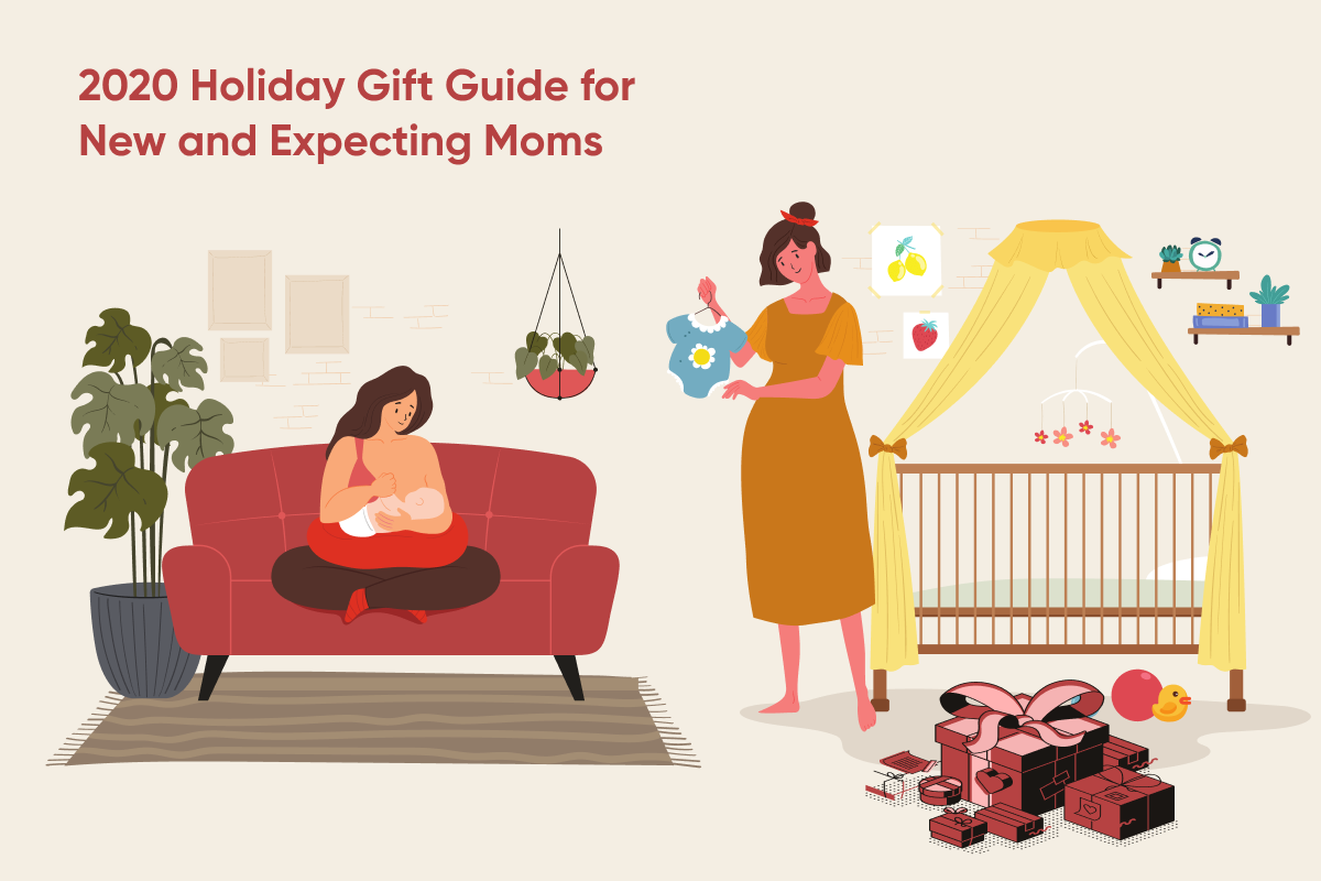 2020 Holiday Gift Guide for a Pregnant or New Mom