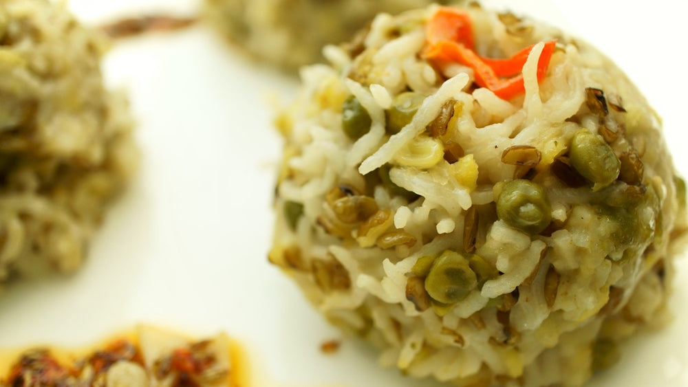 Easy khichadi recipe for new and expecting mothers