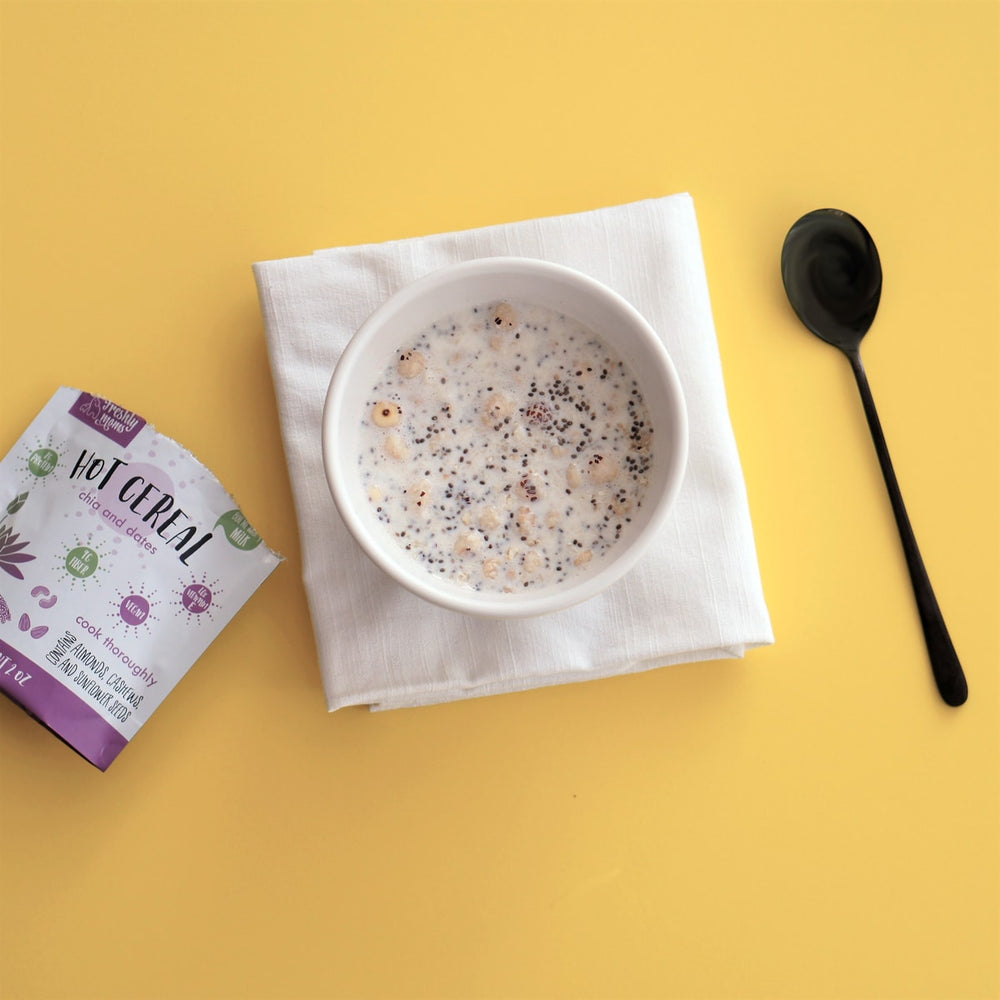 Hot Cereal - Grain Free Nutrition For Moms