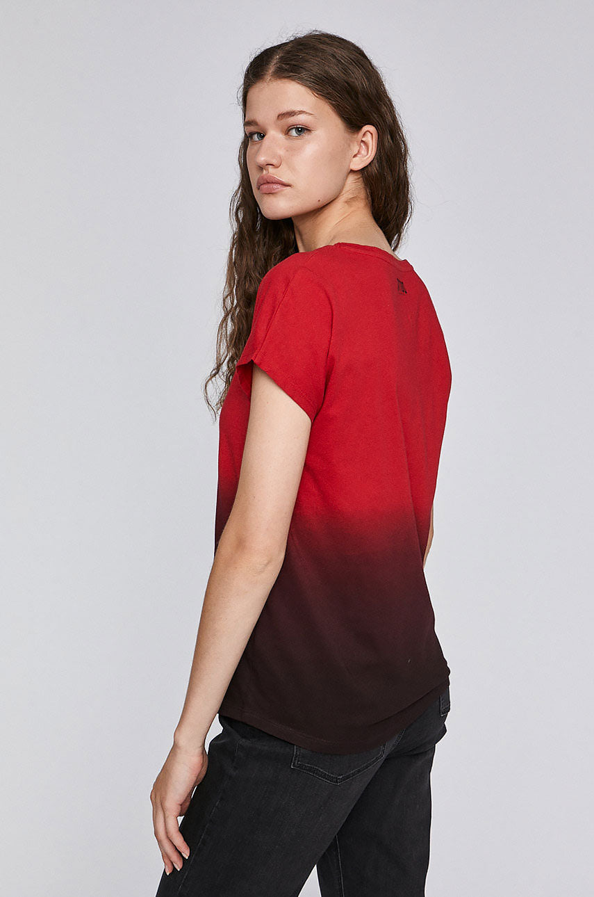 Red Skull Top