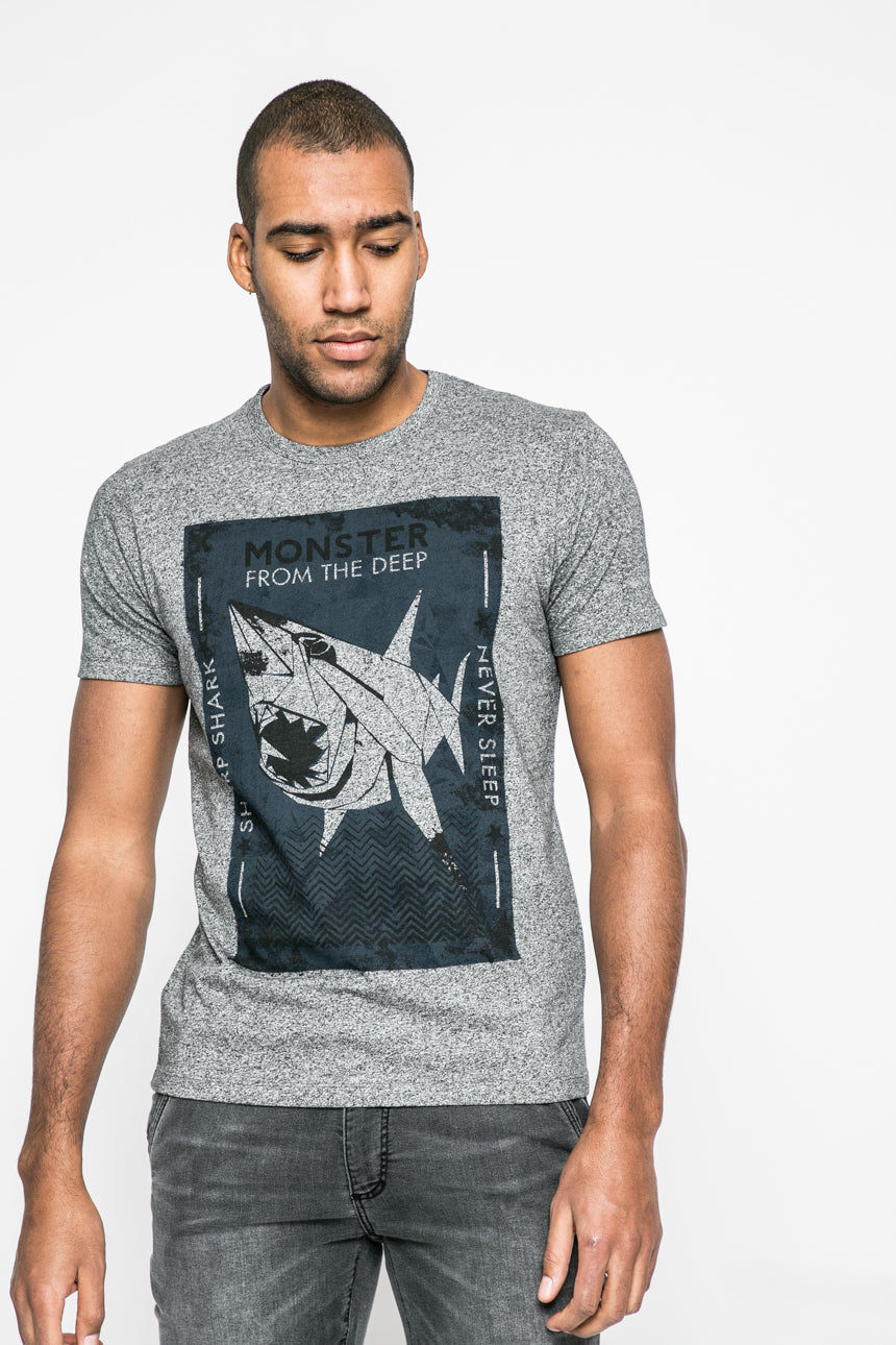 Shark T-Shirt (grey)