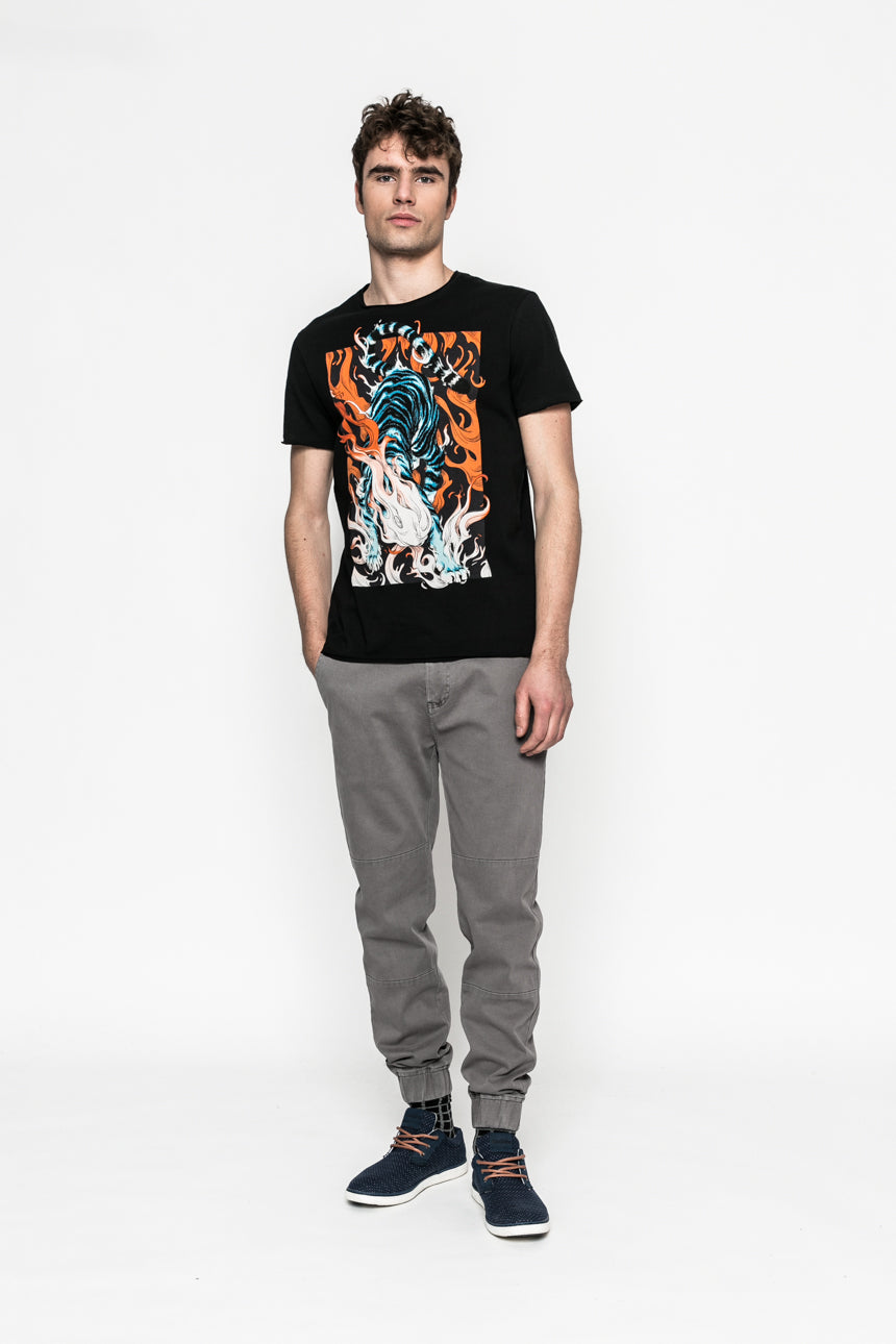 Tiger Fire T-Shirt