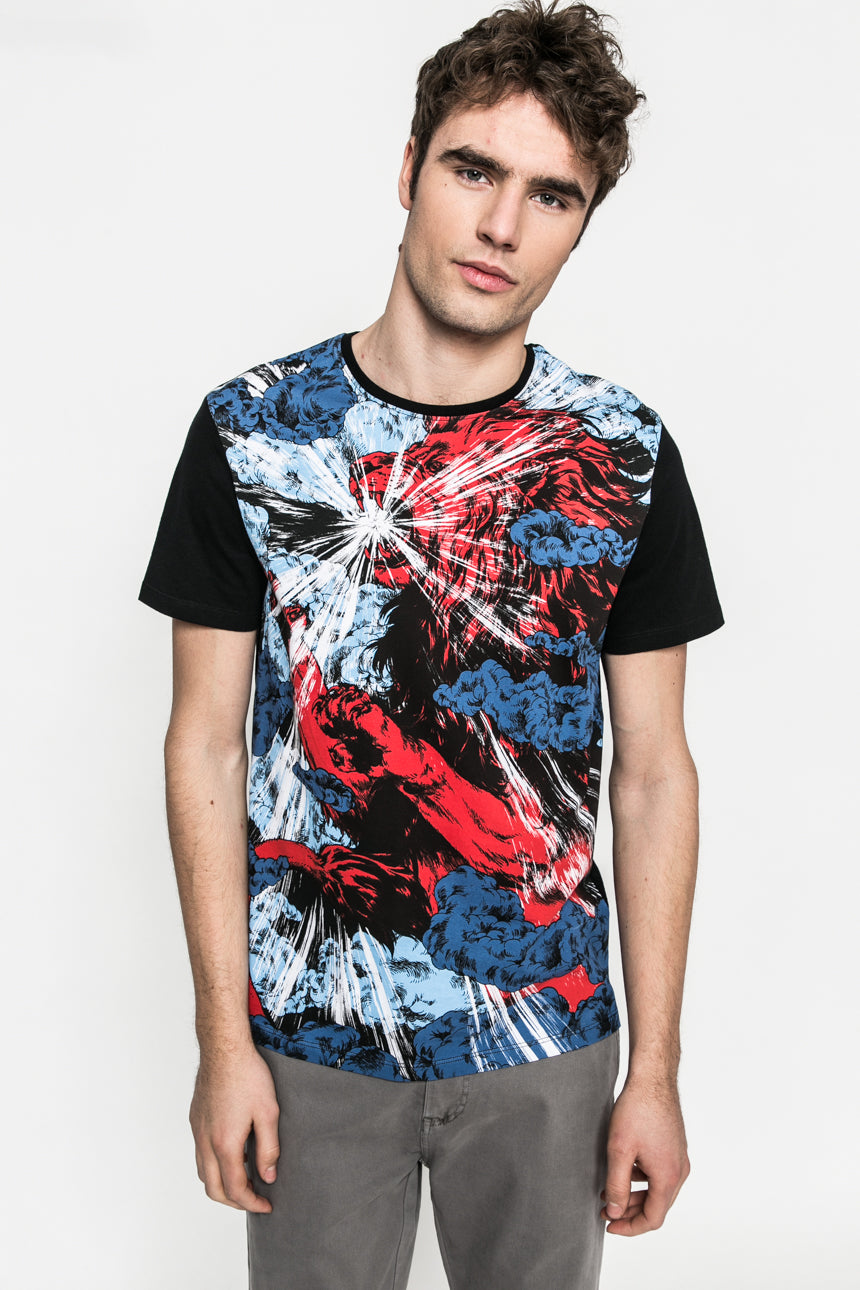 Lion Burst T-Shirt
