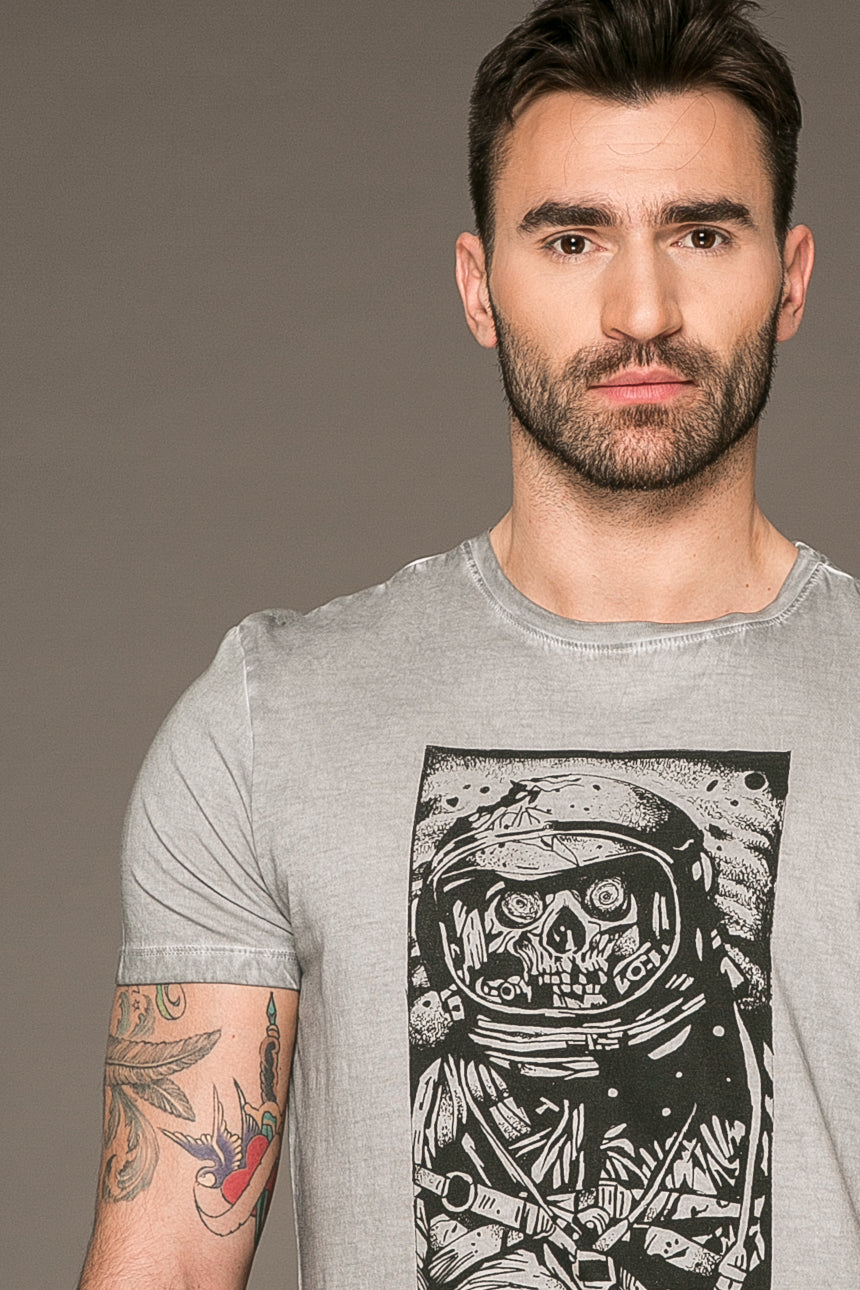 Full Metal Jacket T-Shirt (grey)