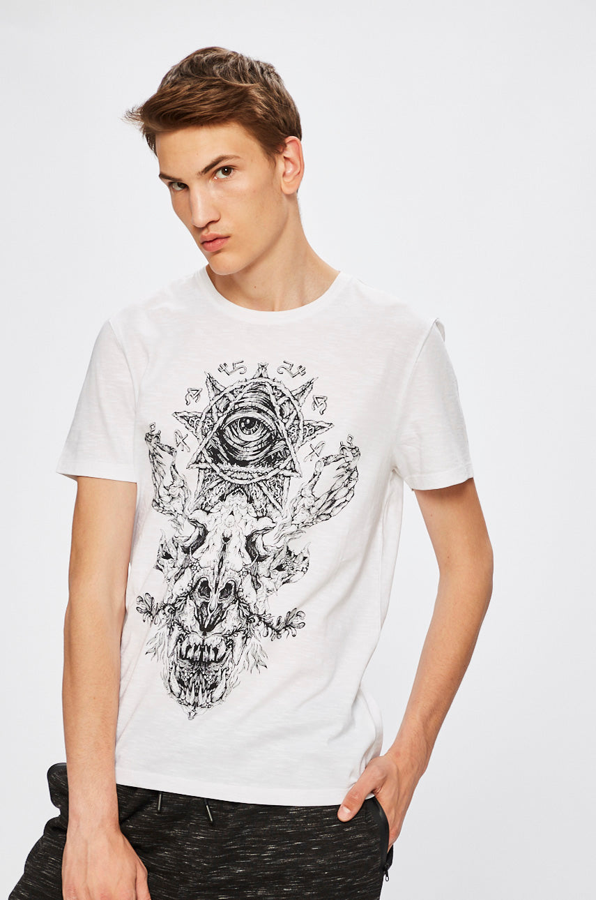 Rite of Passage T-Shirt (white)