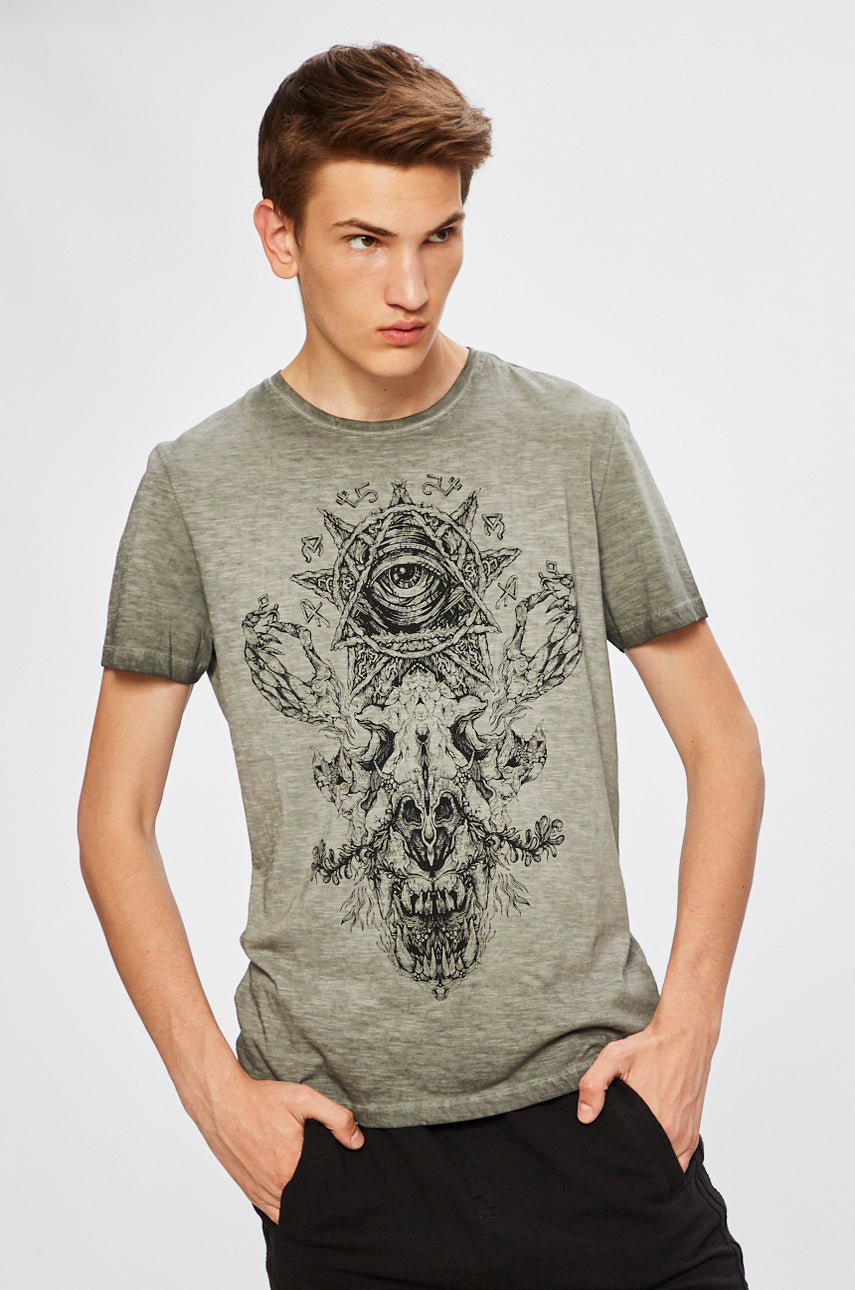 Rite of Passage T-Shirt (sepia)