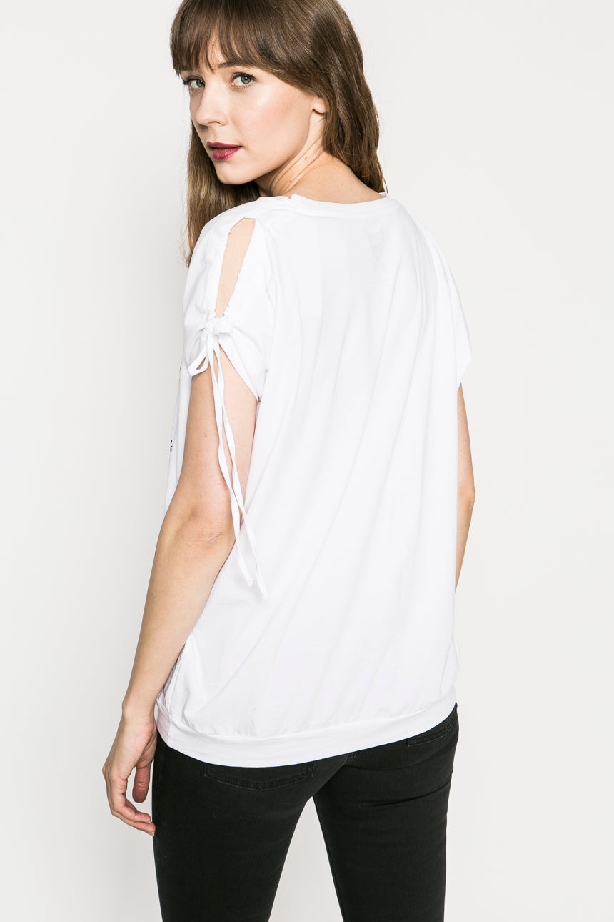 Girl Power Top (white)